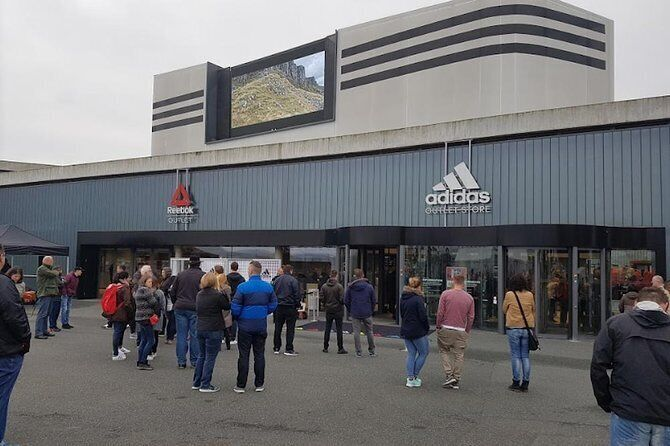War 2 and Puma and Adidas Factory Outlet