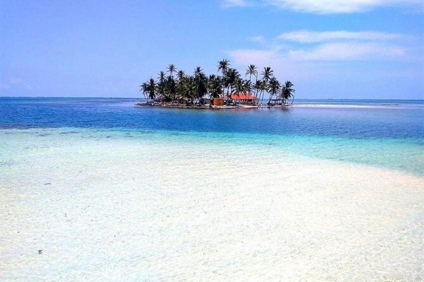 Show item 5 of 18. San Blas ISLAND HOPPING & SNORKEL Tour (4 SPOTS: Visit 3 Islands + Natural Pool)