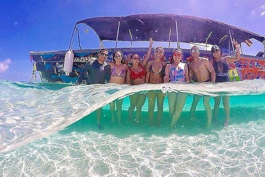 Show item 3 of 19. Visit San Blas Islands! Day Tour and Snorkeling experience : 4 SPOTS to visit