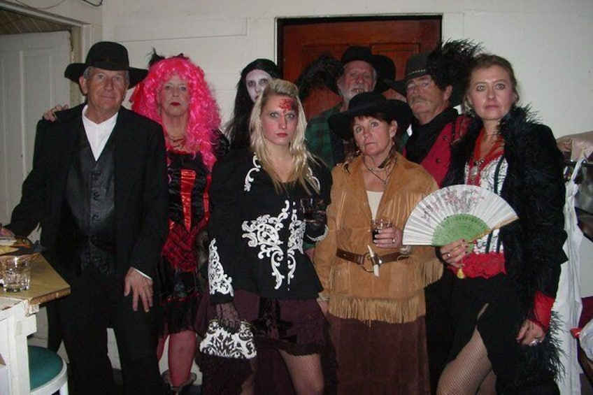 Show item 5 of 6. Halloween at the Brown Hotel