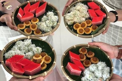 Make Nyonya Kuih in Melaka