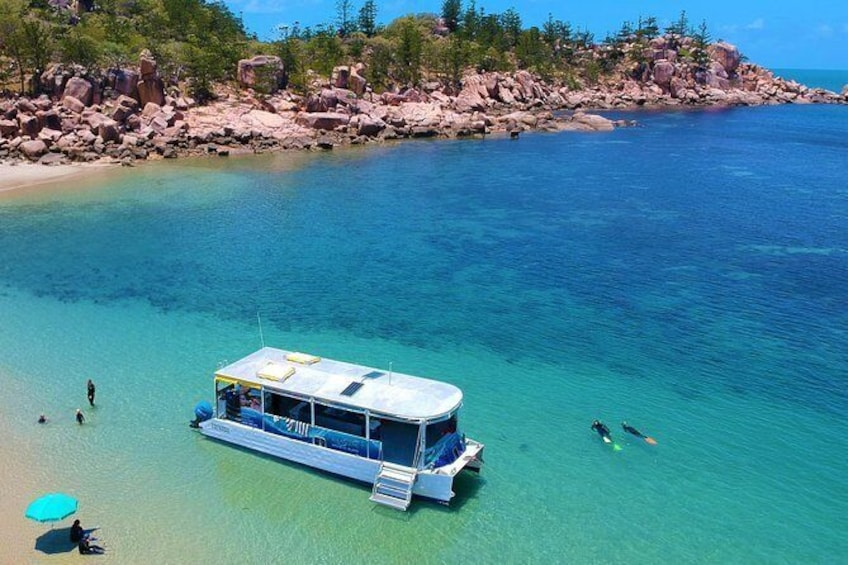 Show item 1 of 10. Aquascene Magnetic Island Discovery Tour