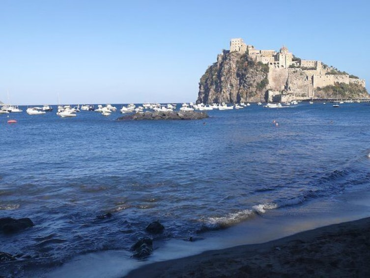 Ischia Private Tour around the Island with Local Guide&Driver and Hotel Pick-Up
