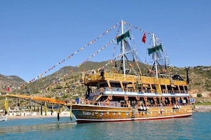 All-inclusive Boat Trip from Alanya