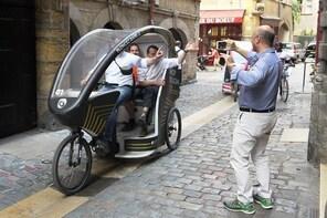 1 or 2-Hour Pedicab tour of Lyon