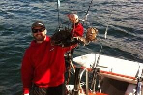 Scenic Cruise and Crabbing Adventure (Shared)