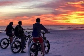 Electric Bike Siesta Key Sunset Tour