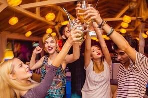 """Kharkiv Private Nightlife Tour"" - Visit Secret Bars & Party with..."