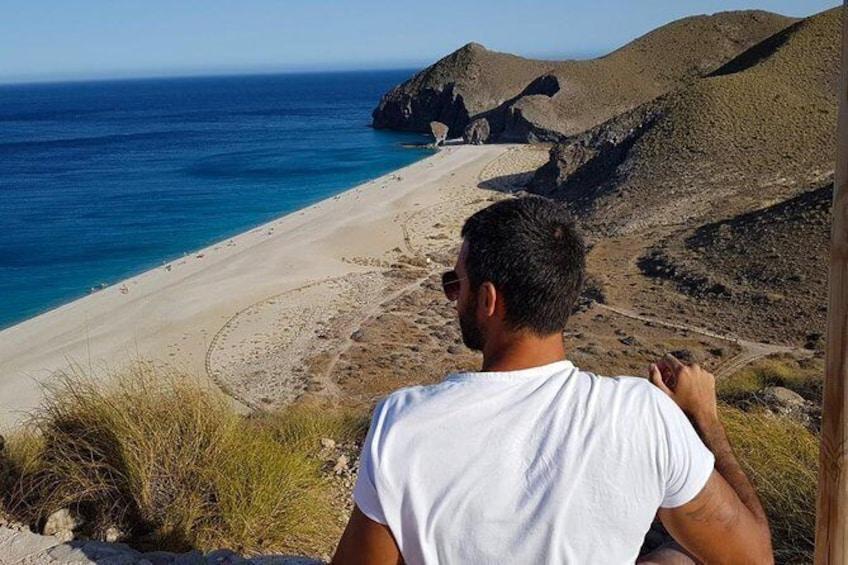 Daytrip to Mojacar & Cabo de Gata Natural Park