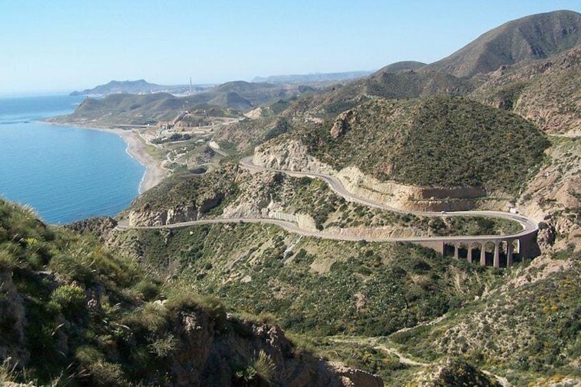 Mirador del Algarrobico - Carboneras - Cabo de Gata