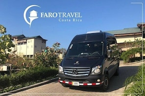 Private Transport from Monteverde to Manuel Antonio