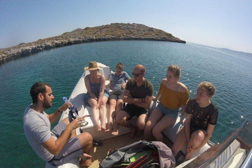 Making Snorkeling fun & easy