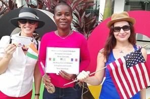 Abidjan Walking Tour (french and english)!
