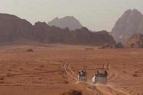 Full Day Desert Tours   Wadi Rum Desert