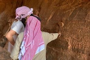 Half-Day Desert Tours | Wadi Rum Desert