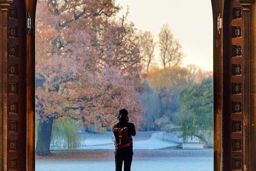 Distanced | Cambridge University College Walking Tour Led By University Alumni