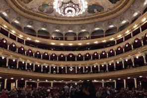 Odessa National Opera and Ballet Theater Tour