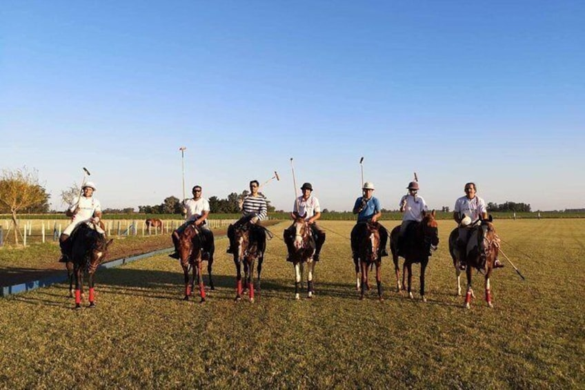 Show item 2 of 9. Horse & Polo Trip in Mar del Plata, Argentina