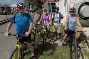 Biking, Kayaking and Hiking Activity in Antigua