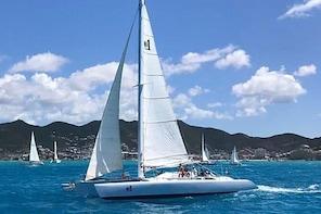 No1Sxm Private Intimate Day Sail