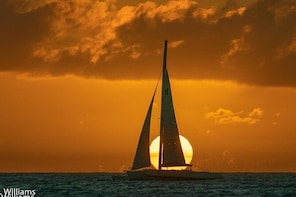 No1Sxm Sunset Sail Experience