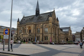 Made in Dundee: A Self-Guided Walking Audio Tour