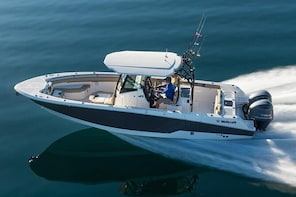 USVI and BVI Private Boat Charters - New, Fast Powerboats for Half and Full...