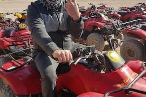 Safari Trip by Quad Bike in Hurghada