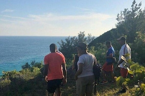 Bermuda Coastal and Woodland Adventure Hike
