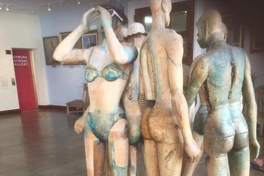 Show item 3 of 10. The Bermuda Art Tour