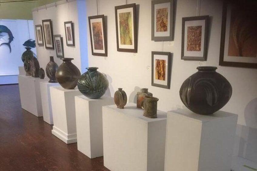 Show item 1 of 10. The Bermuda Art Tour