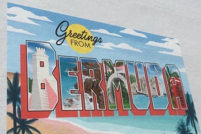 Show item 5 of 10. The Bermuda Art Tour