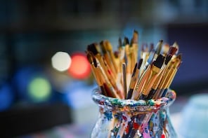 Art Paint Workshop - private group - at your location