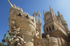 Castle of Colomares: self-guided audio tour with izi.TRAVEL App. EN,FI,RU,S...