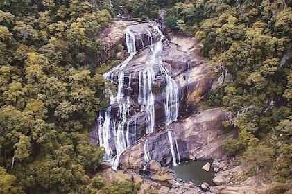 Kandy Tour C - Waterfalls, Tea Plantation & Ancestors Village