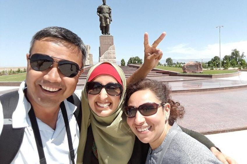 1-Day Tour of Samarkand from Tashkent