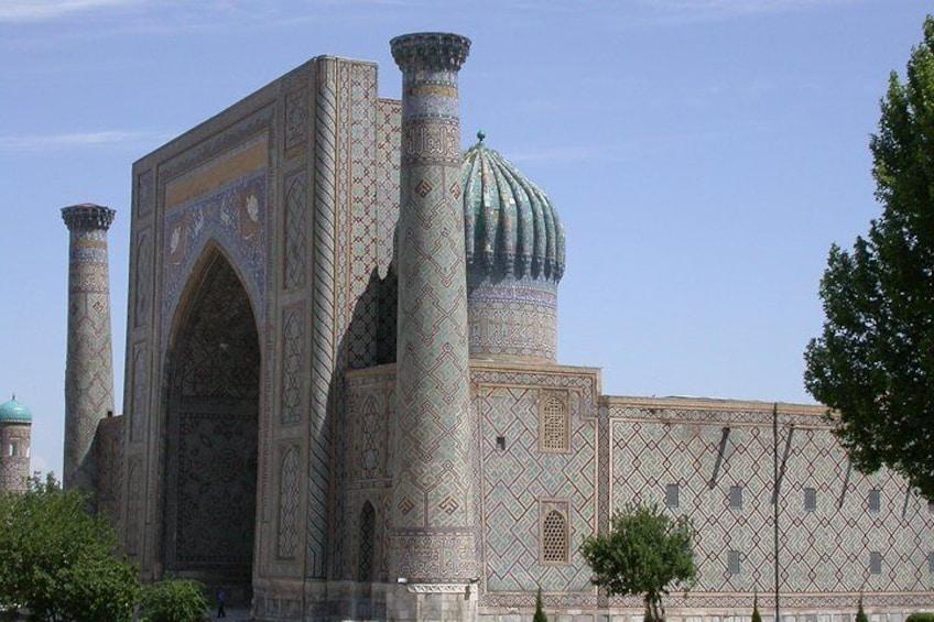One Day Tour of Samarkand