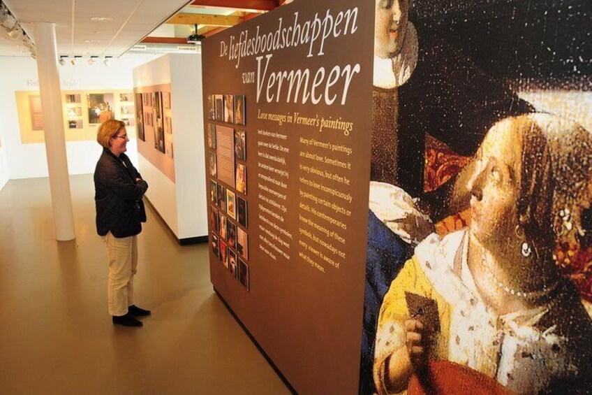 Find the hidden massages in Vermeer's paintings