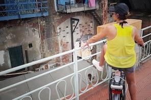 Old Port bike tour (carruggi)