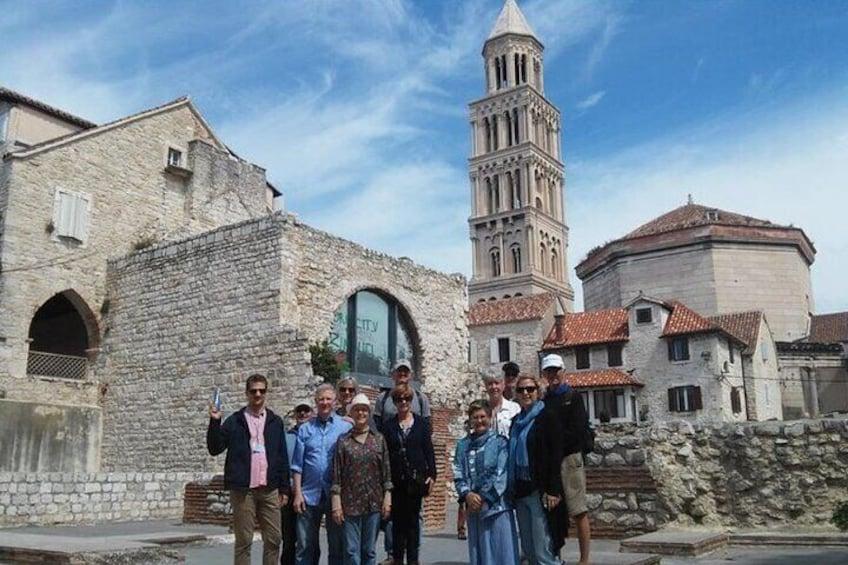 Split & Diocletian's Palace Walking Tour