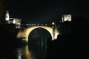 Discover Herzegovina in day tour (Mostar,Old Bridge,Kravice,Pocitelj,Blagaj...