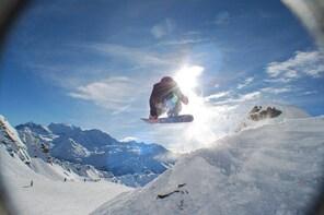 3 hour Private Snowboard Lesson