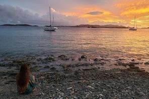Sunset Tour on the Island of St John