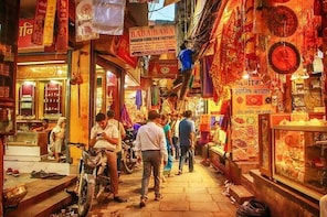 Audio Guided Walking Tours of Banaras Gullys & Ghats, Varanasi