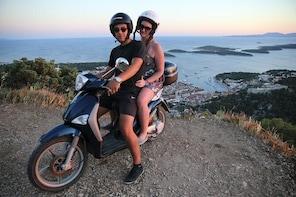 Scooter 50cc rental Hvar