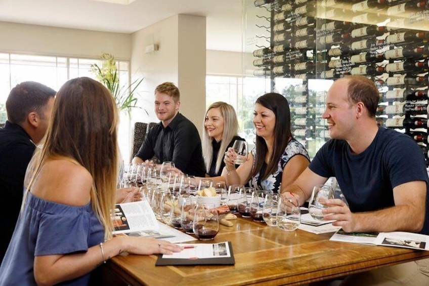 Tulloch Wines- Mystery Wine Tasting Experience with Local Cheese and Charcuterie