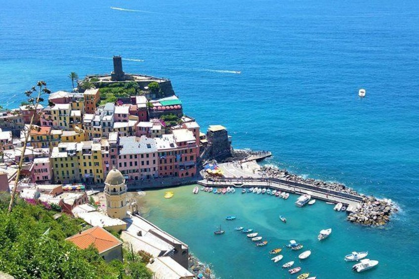 Show item 1 of 13. Private Tour: Cinque Terre Day Trip from Florence