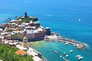Fully-Day Private Tour to Cinque Terre from Florence