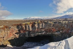 Fire giant's cot with G spot Iceland