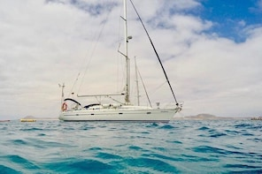 8 Hours Private Bavaria 39 Sailing Yacht (8p max)